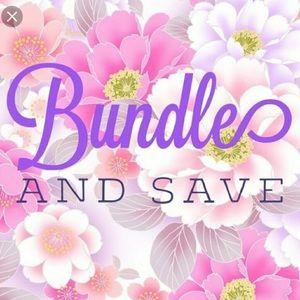 Bundle up and SAVE $$$